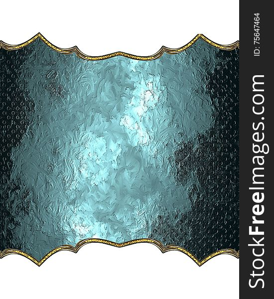 Abstract blue nameplate template for design copy space for ad abstract blue nameplate template for design copy space for ad brochure or announcement invitation free stock images photos 75647464 maxwellsz