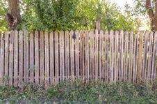 Free Traditional Wooden Wall In The Countryside Royalty Free Stock Image - 75727306