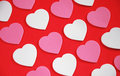 Free Valentine Hearts Royalty Free Stock Photography - 7581017