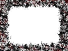 Free Black/white Frame Royalty Free Stock Photos - 7582958