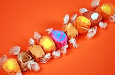 Free Wrapped Taffy Royalty Free Stock Photos - 7598908