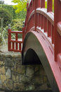 Free The  Red Bridge 2 Stock Images - 765654