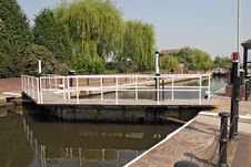 Free Newark Castle Locks Royalty Free Stock Images - 760189