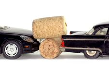 Car And Fuses Royalty Free Stock Photo