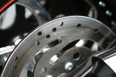 Free Bike Brake Detail Stock Photo - 760590