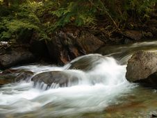 Free Avalanche Creek Stock Images - 760814