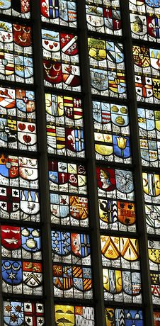 Free Stained Glass Window Stock Photo - 761080