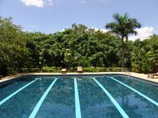 Free Costa Rica Pool Stock Image - 761201