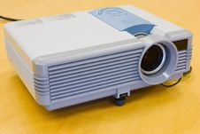 Free Modern Projector Royalty Free Stock Photo - 762165