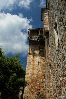 Free Old Balcony Royalty Free Stock Photo - 762725