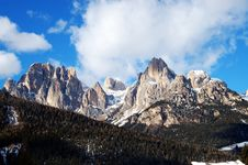 Free Dolomities - Italy Royalty Free Stock Photos - 763048