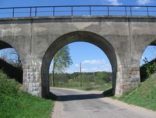 Free Viaduct Stock Photo - 763170