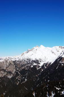 Free Dolomities - Italy Stock Photography - 763232