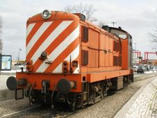 Free Engine Train Stock Photo - 764900