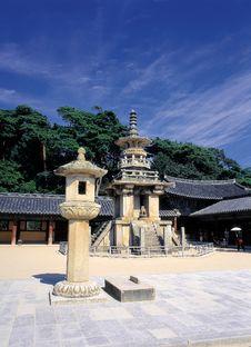 Free Korean Relic Stock Photos - 766253