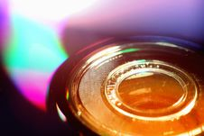Free DVD Disk Stock Photography - 766622