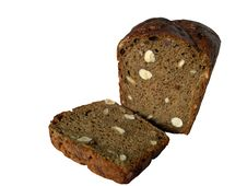 Free Isolated Rye Bread Stock Image - 767161