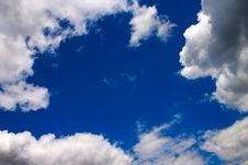 Free Clouds Royalty Free Stock Photography - 767797