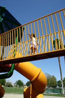 Free Playground Running Stock Photos - 769023