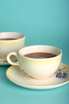Free Tea For Two Royalty Free Stock Images - 769049