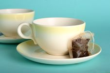 Free Tea For Two Stock Image - 769051