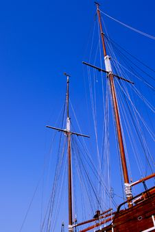 Free Old Sailer Stock Image - 769131