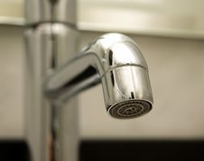 Free Water Tap Royalty Free Stock Photography - 769227