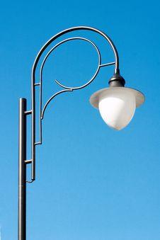 Free Lamp Post Stock Image - 769271