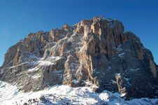 Free Dolomities - Italy Stock Images - 769394