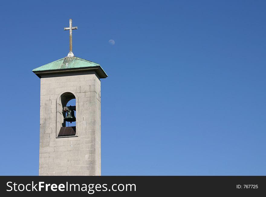Church bell-tower