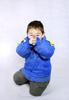 Free Boy Having Fun Stock Photos - 7613933