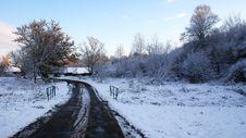 Free Winter Royalty Free Stock Image - 7623436
