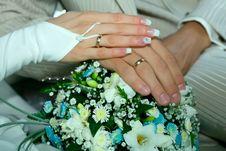 Free Wedding Bouquet Stock Photos - 7645903