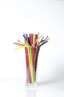 Free Crazy Straws Stock Photos - 7658233