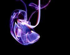Free Smoke Cloud Royalty Free Stock Photos - 7692708