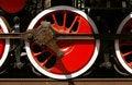 Free Iron Wheel Royalty Free Stock Photography - 775287