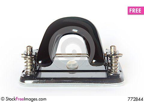 Free Antique Hole Puncher Stock Images - 772844
