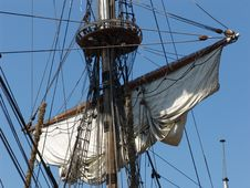 Free Silk Sails Royalty Free Stock Photography - 770157