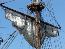 Free Silk Sails-04 Royalty Free Stock Photos - 770208