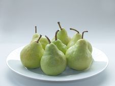 Free Pears Stock Photography - 770602