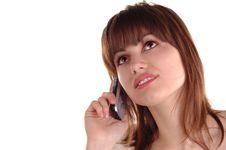 Free Call Stock Photo - 770870