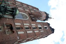 Free Mariacki Church Perspective Royalty Free Stock Photography - 770927