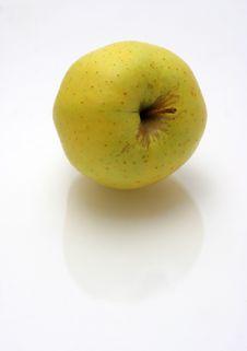Free Yellow Green Apple Stock Photo - 771150