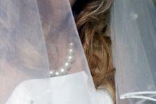 Free Bride Necklace Stock Photos - 771153