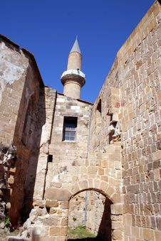 Omeriye Mosque - Nicosia Stock Photos