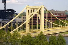 Free Pittsburgh, PA Royalty Free Stock Photos - 772278