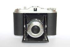 Free Antique Photo Camera Royalty Free Stock Photography - 772807