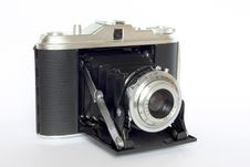 Free Antique Photo Camera Royalty Free Stock Photos - 772808