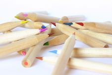 Free Colored Pencils – Crayons Stock Photo - 772840