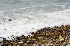 Free Tide Coming In Royalty Free Stock Images - 773019